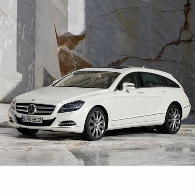 Autó izzók a 2012 utáni bi-xenon fényszóróval szerelt Mercedes CLS Kombi-hoz