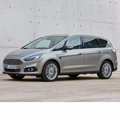 Ford S-Max (2015-) autó izzó