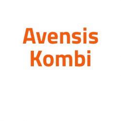 Toyota Avensis Kombi autó izzó