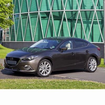 Autó izzók halogén izzóval szerelt Mazda 3 Sedan (2013-2016)-hoz