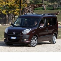 Fiat Doblo (2010-) autó izzó