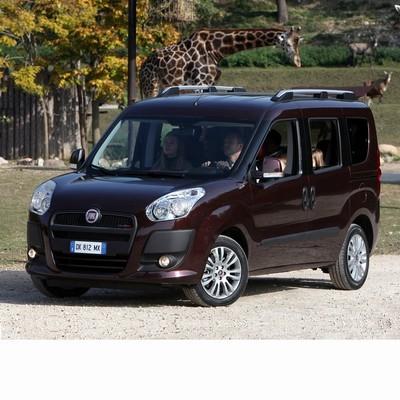 Fiat Doblo (2010-2020) autó izzó