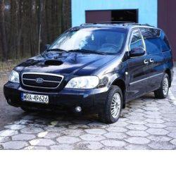 Autó izzók halogén izzóval szerelt Kia Carnival (1999-2006)-hoz