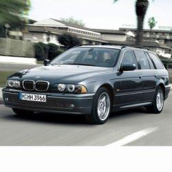 Autó izzók halogén izzóval szerelt BMW 5 Kombi (2000-2003)-hoz