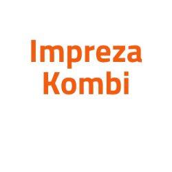 Subaru Impreza Kombi