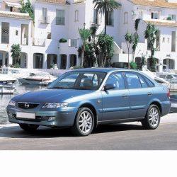 Autó izzók halogén izzóval szerelt Mazda 626 (1997-2002)-hoz