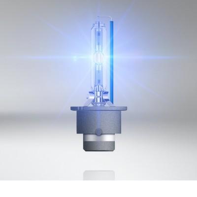 Magas színhőmérsékletű D2S Xenon