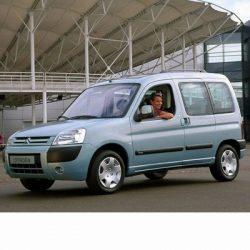 Autó izzók halogén izzóval szerelt Citroen Berlingo (1996-2008)-hoz