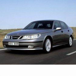 Autó izzók bi-xenon fényszóróval szerelt Saab 9-5 (1997-2010)-höz