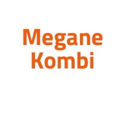 Renault Megane Kombi autó izzó