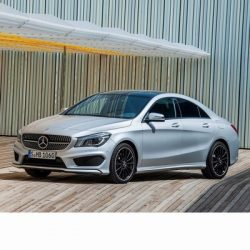 Autó izzók a 2013 utáni halogén izzóval szerelt Mercedes CLA-hoz