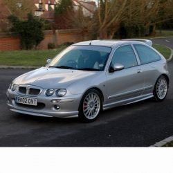 For MG ZR (2001-2005) with Halogen Lamps
