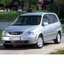 Kia Carens (2002-2006) autó izzó