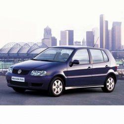 Autó izzók halogén izzóval szerelt Volkswagen Polo (2000-2002)-hoz