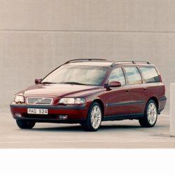 Autó izzók halogén izzóval szerelt Volvo V70 (2000-2007)-hez