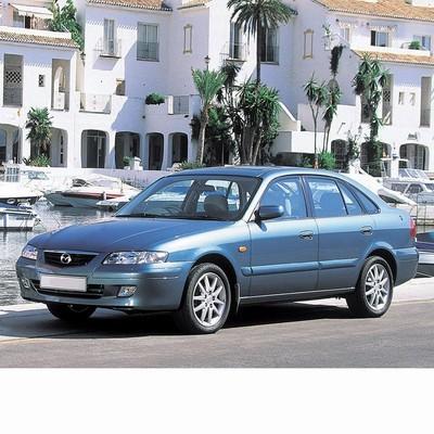 Mazda 626 (1997-2002) autó izzó