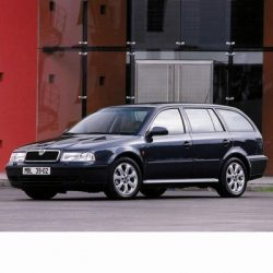 Autó izzók halogén izzóval szerelt Skoda Octavia Kombi (1996-2001)-hoz
