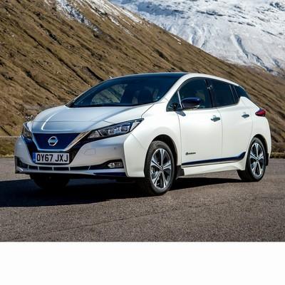 Nissan Leaf (2017-) autó izzó