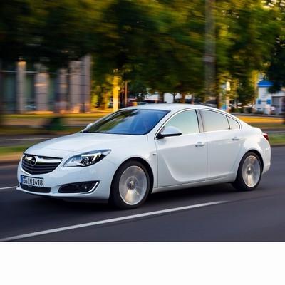 Opel Insignia (2009-) autó izzó