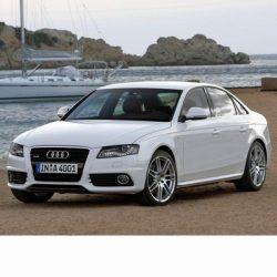 Autó izzók halogén izzóval szerelt Audi A4 (2008-2012)-hoz