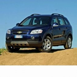 For Chevrolet Captiva (2006-2012) with Halogen Lamps