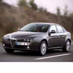 Autó izzók halogén izzóval szerelt Alfa Romeo 159 (2005-2011)-hez