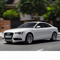 For Audi A5s (8T3) after 2012 with Halogen Lamps