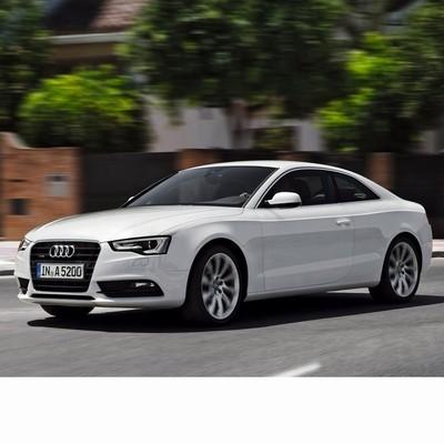 Autó izzók a 2012 utáni halogén izzóval szerelt Audi A5 (8T3)-höz