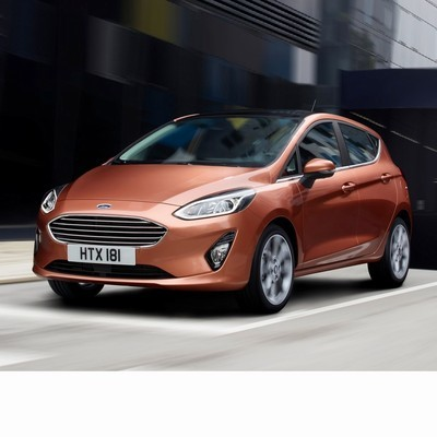 Ford Fiesta (2017-) autó izzó