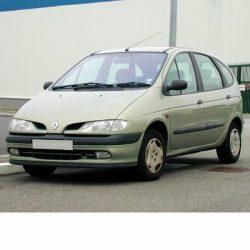 Autó izzók halogén izzóval szerelt Renault Megane Scenic (1996-1999)-hez