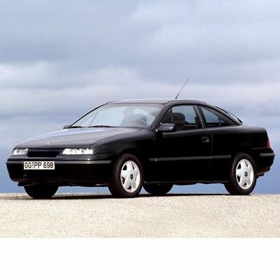 Autó izzók halogén izzóval szerelt Opel Calibra (1990-1997)-hoz