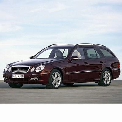 Autó izzók bi-xenon fényszóróval szerelt Mercedes E Kombi (2006-2009)-hoz