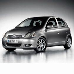 Toyota Yaris (1998-2006) autó izzó