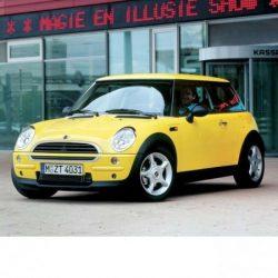 Mini Mini Cooper (2001-2006) autó izzó