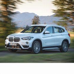 BMW X1 (F48) 2015 autó izzó