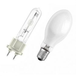 One Sided Metal Halide Lamps