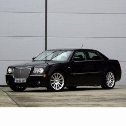 Autó izzók a 2004 utáni halogén izzóval szerelt Chrysler 300C-hez