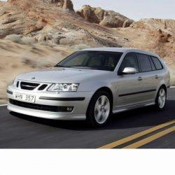 Autó izzók halogén izzóval szerelt Saab 9-3 Kombi (2005-2008)-hoz