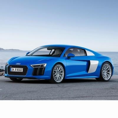 Audi R8 2015 autó izzó