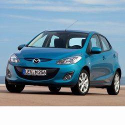 Autó izzók két halogén izzóval szerelt Mazda 2 (2007-2014)-höz