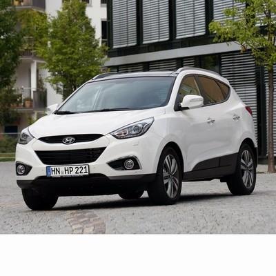 Autó izzók bi-xenon fényszóróval szerelt Hyundai ix35 (2014-2015)-höz