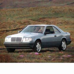 Mercedes E Coupe (1987-1997) autó izzó