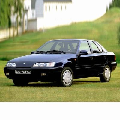 Autó izzók halogén izzóval szerelt Daewoo Espero (1991-1999)-hoz