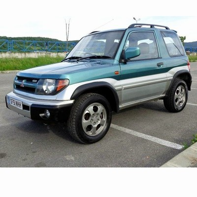 Autó izzók halogén izzóval szerelt Mitsubishi Pajero Pinin (1999-2007)-hez