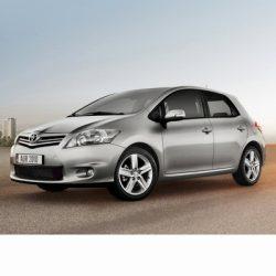 Autó izzók halogén izzóval szerelt Toyota Auris (2009-2012)-hoz