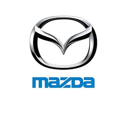 Mazda autó izzó