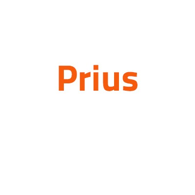 Toyota Prius autó izzó