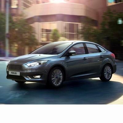 Autó izzók a 2014 utáni halogén izzóval szerelt Ford Focus Sedan-hoz