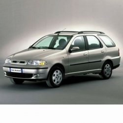 For Fiat Palio Weekend (1996-2003) with Halogen Lamps