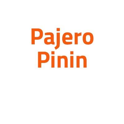 Mitsubishi Pajero Pinin autó izzó